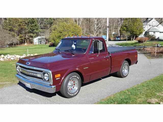 1969 Chevrolet C10 | 823775