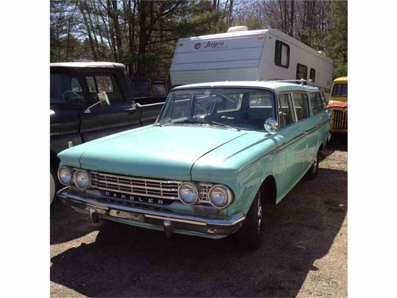 Chevy Dealers In Maine >> 1960 AMC Rambler for Sale | ClassicCars.com | CC-820038