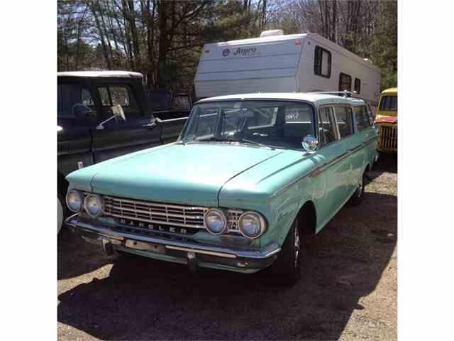 1960 AMC Rambler Classic | 820038