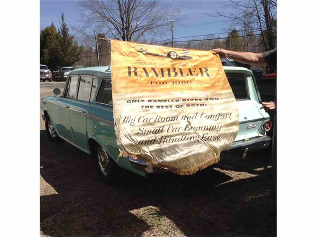 Large Picture of '60 Rambler - HKQU