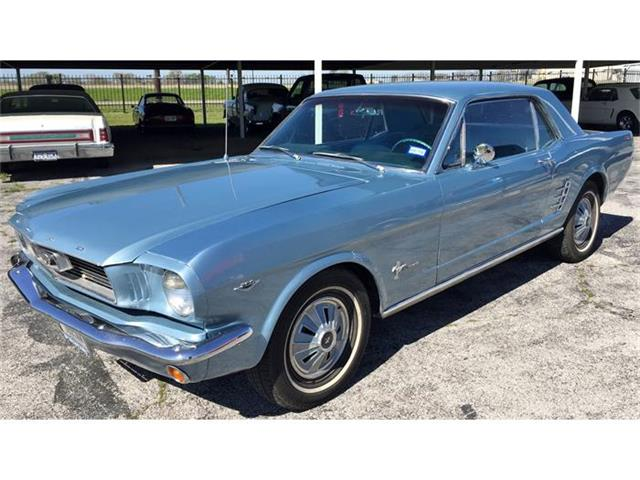 1966 Ford Mustang | 820004