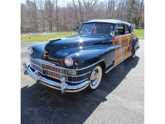 1948 Chrysler Town & Country | 820404