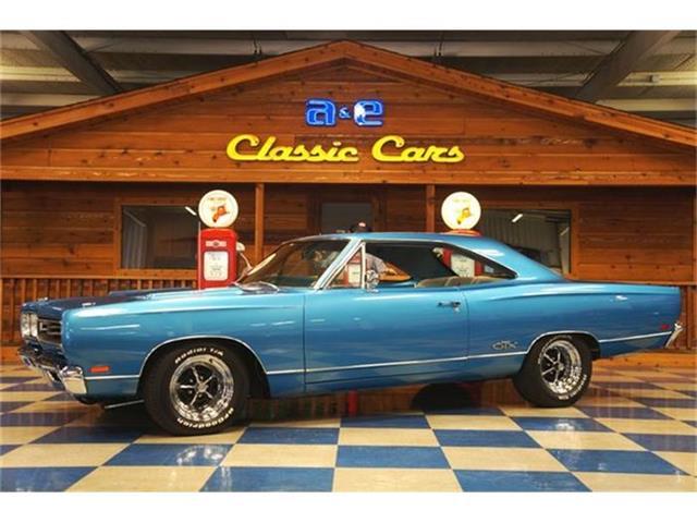 1969 Plymouth GTX | 824080