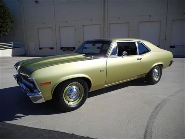 1971 Chevrolet Nova | 824119