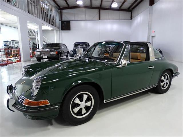 1970 Porsche 911 E | 824438