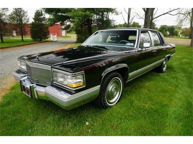 1991 Cadillac Fleetwood Brougham d'Elegance | 824473