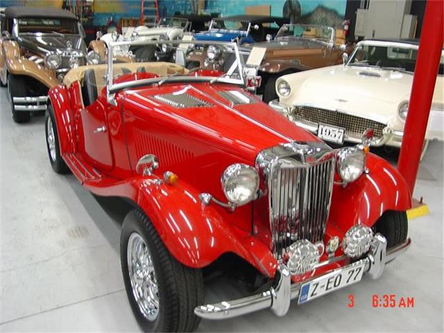 1952 MG TD | 824476