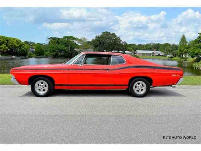 1968 Ford Galaxie 500 | 824488