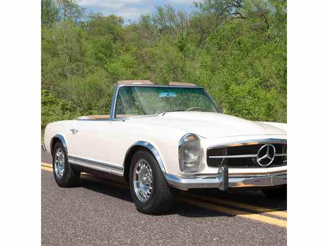 1967 Mercedes-Benz 230SL | 824499