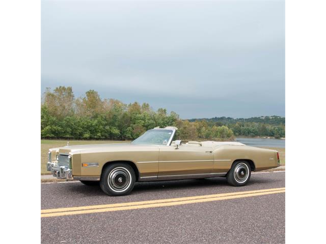 1976 Cadillac Eldorado Fleetwood | 824500