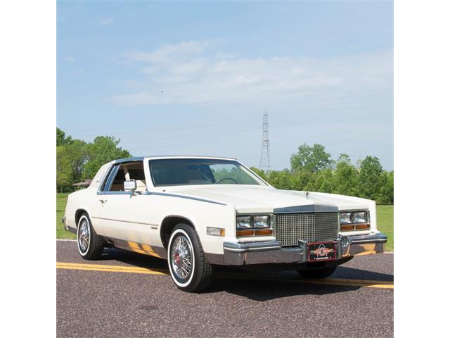 1981 Cadillac Eldorado Biarritz | 824503