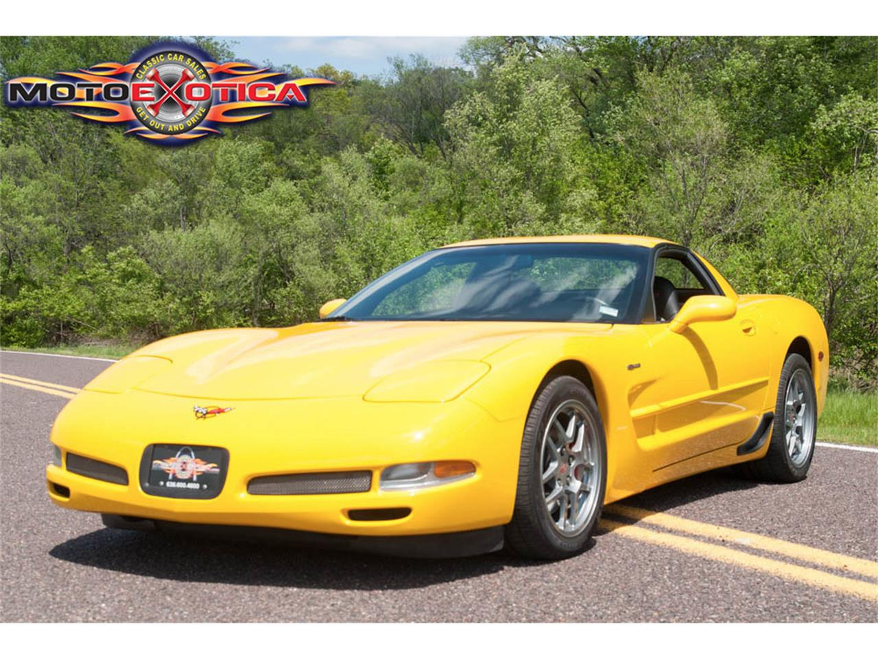 2001 chevrolet corvette z06 for sale cc 824504. Black Bedroom Furniture Sets. Home Design Ideas