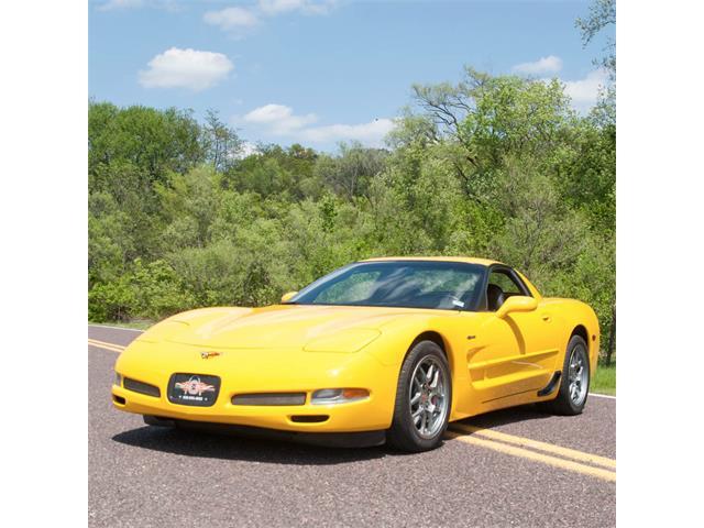 2001 Chevrolet Corvette Z06 | 824504