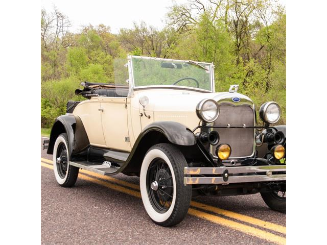 1980 Ford Shay Model A Replica | 824505