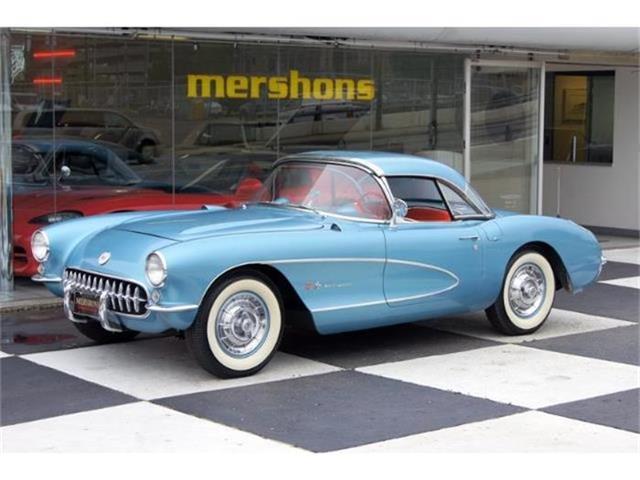 1957 Chevrolet Corvette | 824510