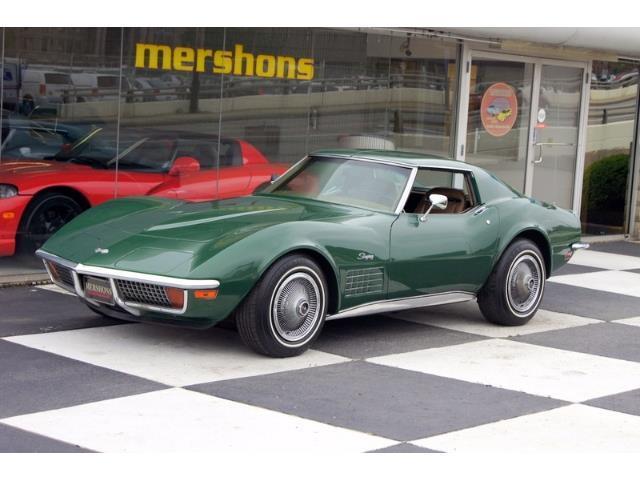 1972 Chevrolet Corvette | 824511