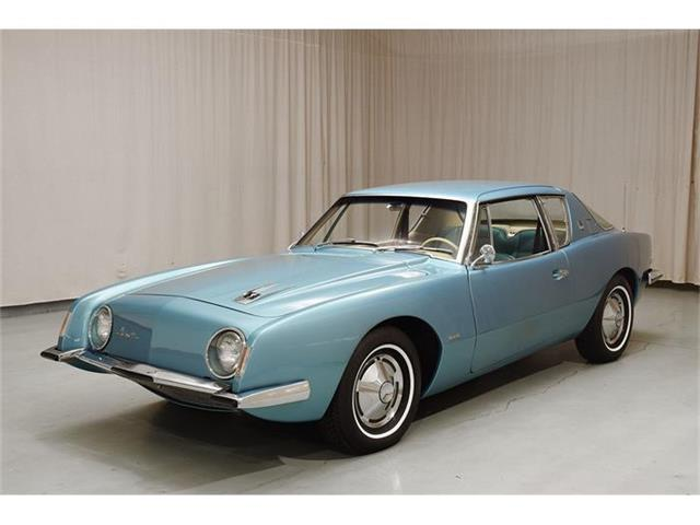 1963 Studebaker Avanti | 824534