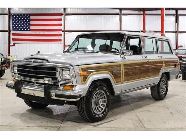 1990 Jeep Wagoneer | 824553