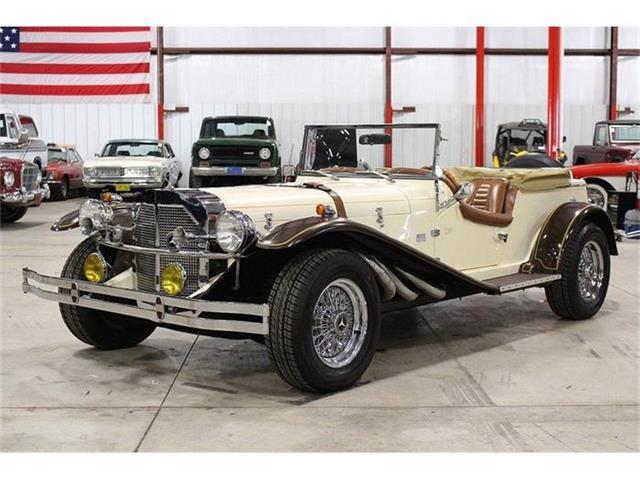 1929 Mercedes-Benz SSK | 824554
