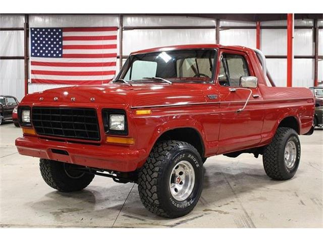 1978 Ford Bronco | 824557