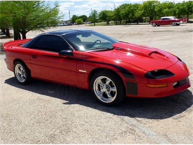 1995 Chevrolet Camaro Z28 | 824591