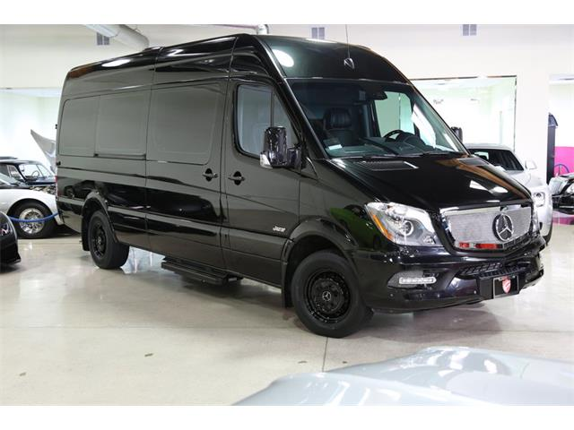 2016 Mercedes-benz Sprinter BeSpoke Full Custom | 824597
