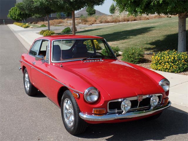 1974 MG BGT | 824638