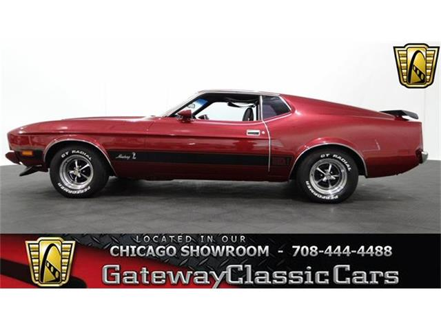1973 Ford Mustang | 824640