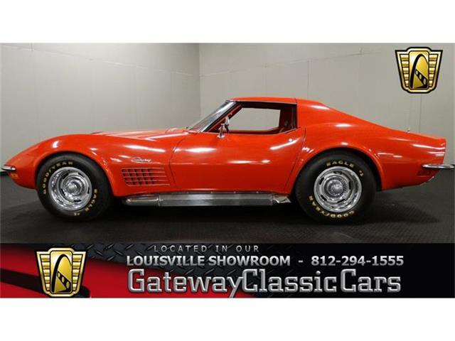 1971 Chevrolet Corvette | 824653