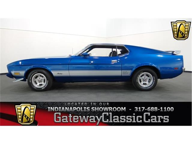 1973 Ford Mustang | 824657