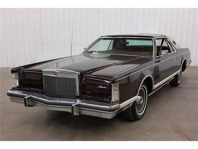 1978 Lincoln Continental   824669
