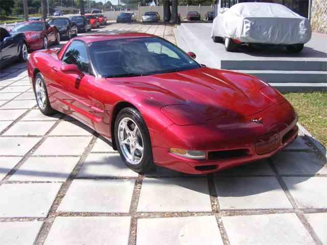 2001 Chevrolet Corvette | 824682