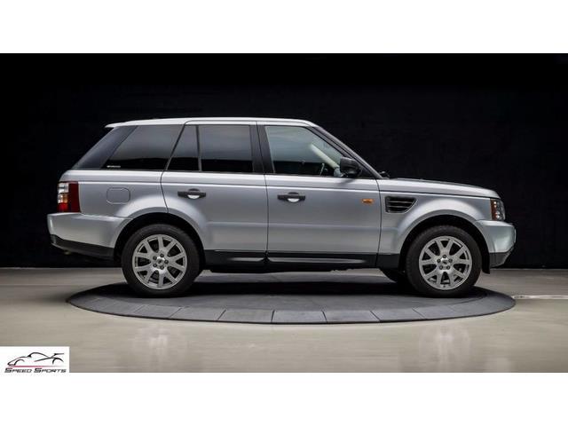 2007 Land Rover Range Rover Sport | 824683