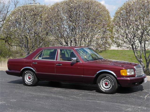 1985 Mercedes-Benz 300SD | 825252