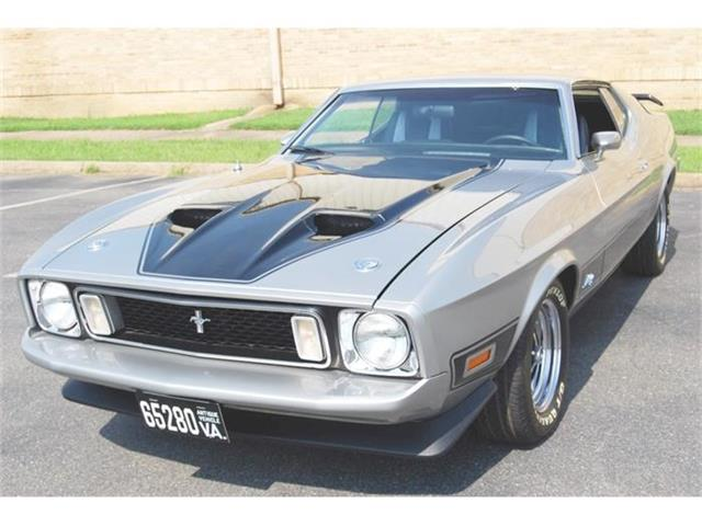 1973 Ford Mustang Mach 1 | 825393