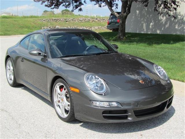 2005 Porsche 993/911 C2S | 825527
