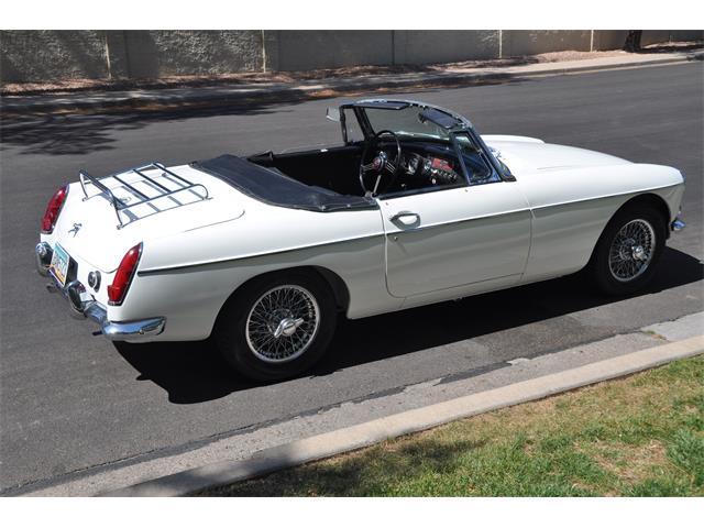 1966 MG MGB | 825552