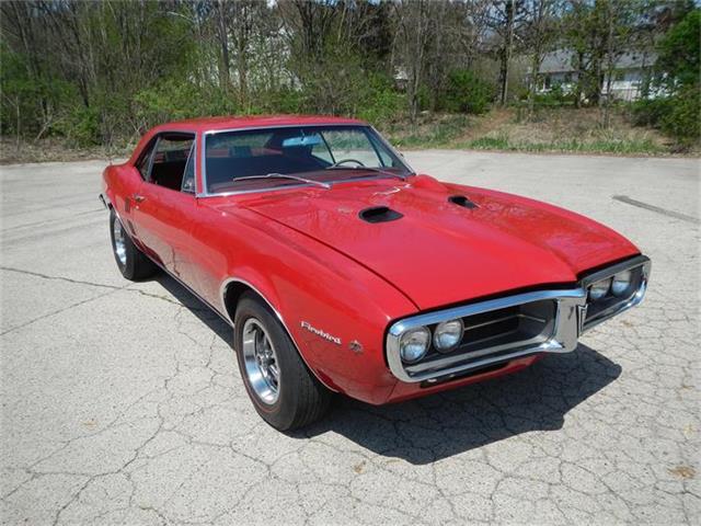 1967 Pontiac Firebird 400 | 825562