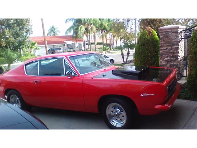 1967 Plymouth Barracuda | 825568