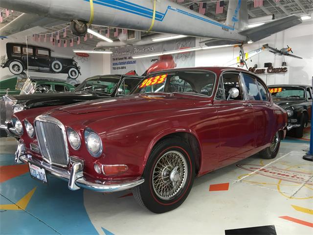 1967 Jaguar 420 | 825572