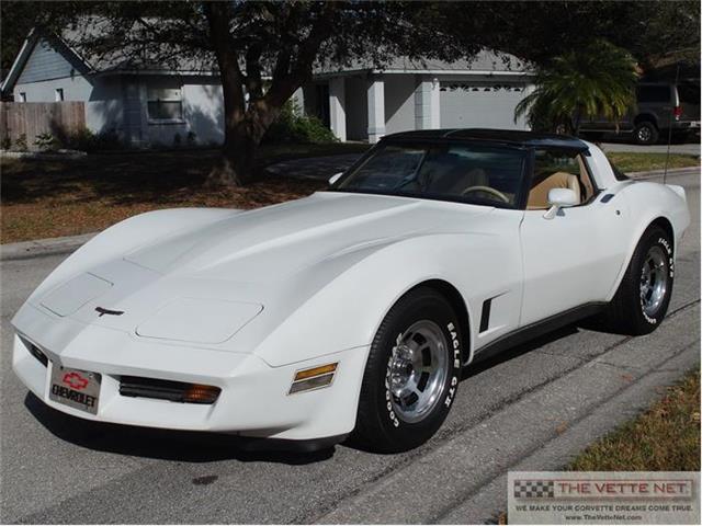 1980 Chevrolet Corvette | 825580