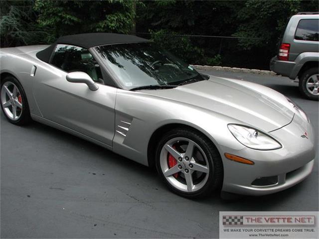 2007 Chevrolet Corvette | 825581