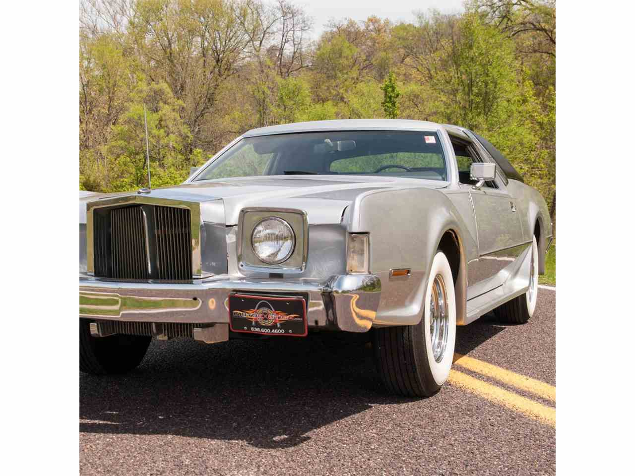 Large Picture of '73 Continental Mark IV - HP0V