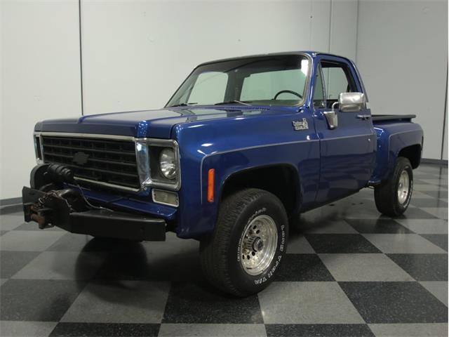 1976 Chevrolet K-10 | 825586