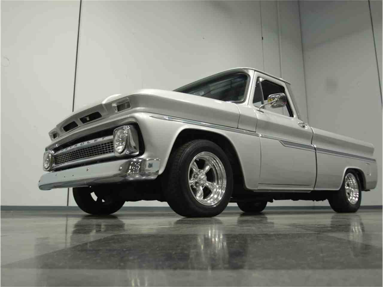1966 chevrolet c10 restomod for sale cc 825590. Black Bedroom Furniture Sets. Home Design Ideas