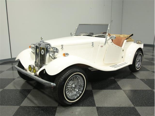 1952 MG TD | 825597