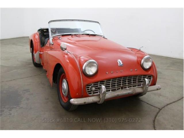 1960 Triumph TR3 | 825620