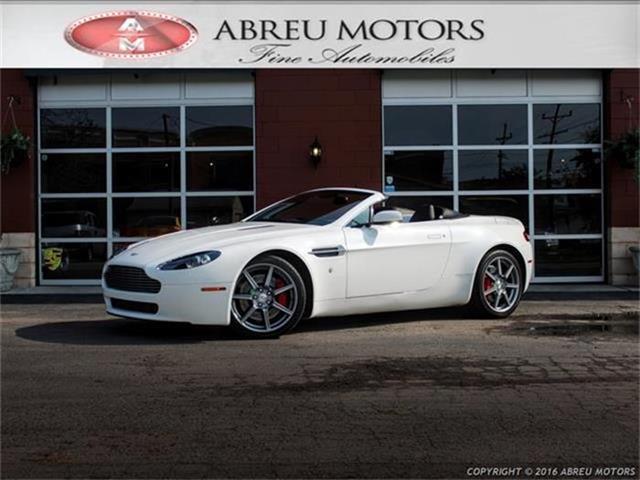 2008 Aston Martin Vantage | 825639