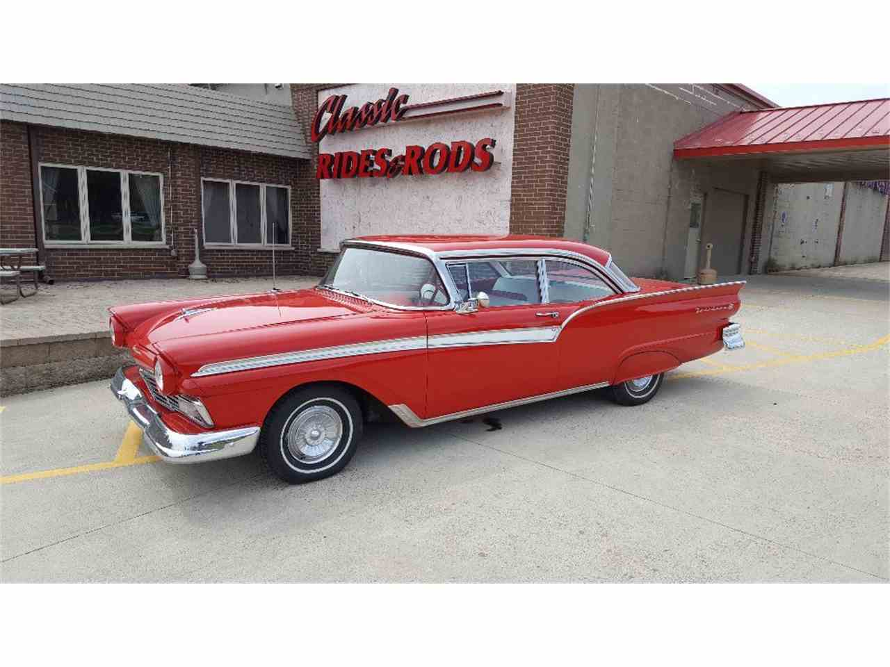 Large Picture of '57 Fairlane - HP38