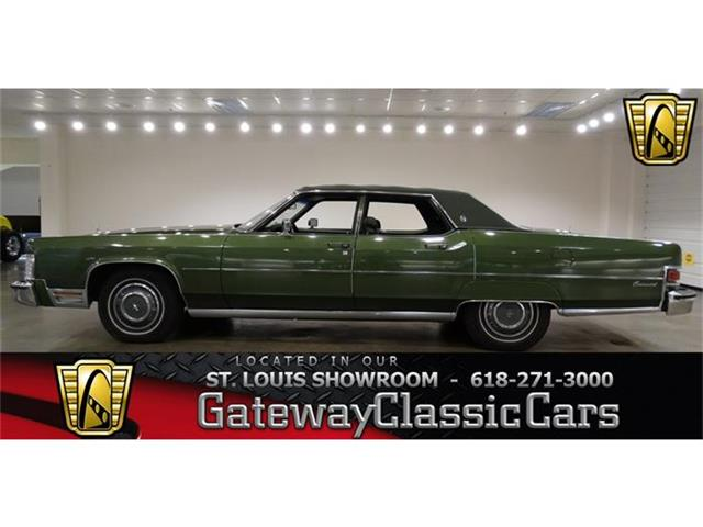 1974 Lincoln Continental | 825711